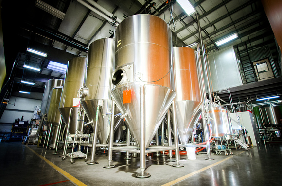 Brewery - commercial photography
